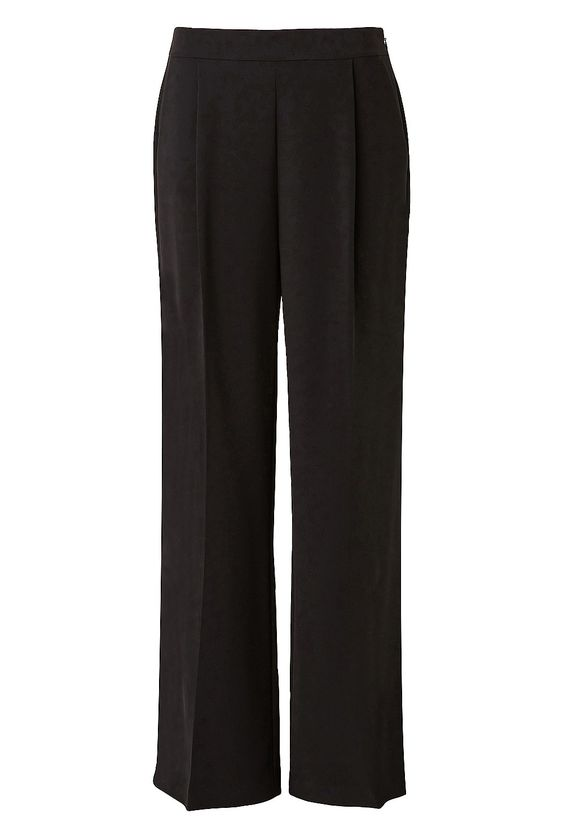 Wide Leg Pant: