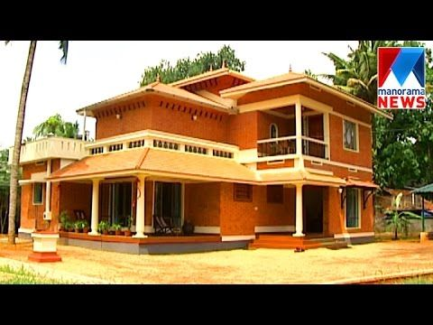 Sahasradalam Low Cost Construction Veedu Manorama News Youtube Village House Design Mud House Construction