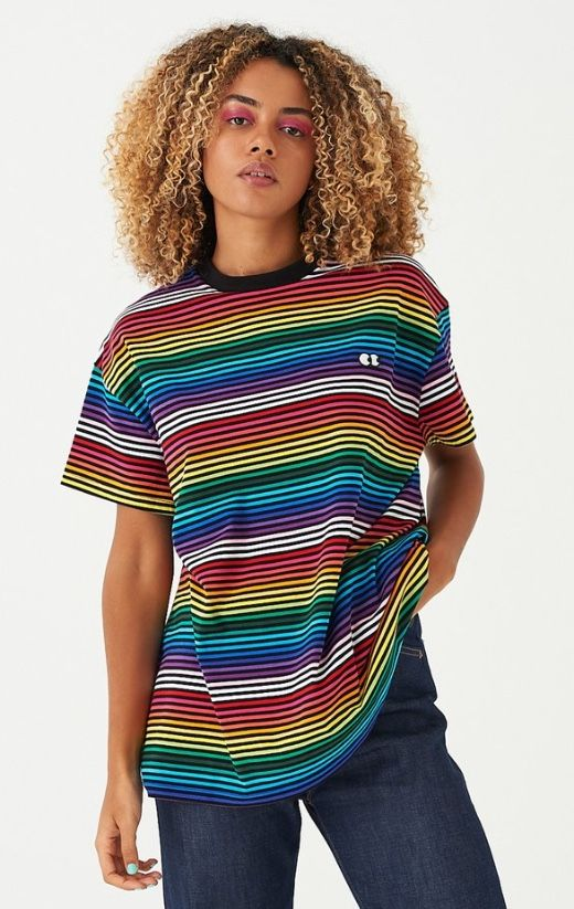 Lazy Oaf Somewhere Over The Rainbow T-Shirt