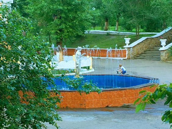 Парк ОДОРА, г. Чита. Фото: Evgenia Shveda