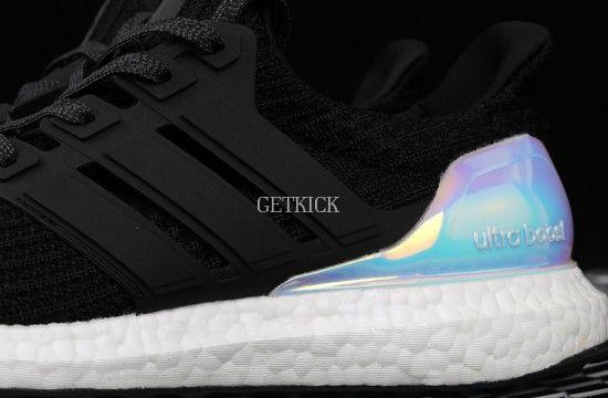 Adidas Ultra Boost 4 0 Iridescent Black In 2020