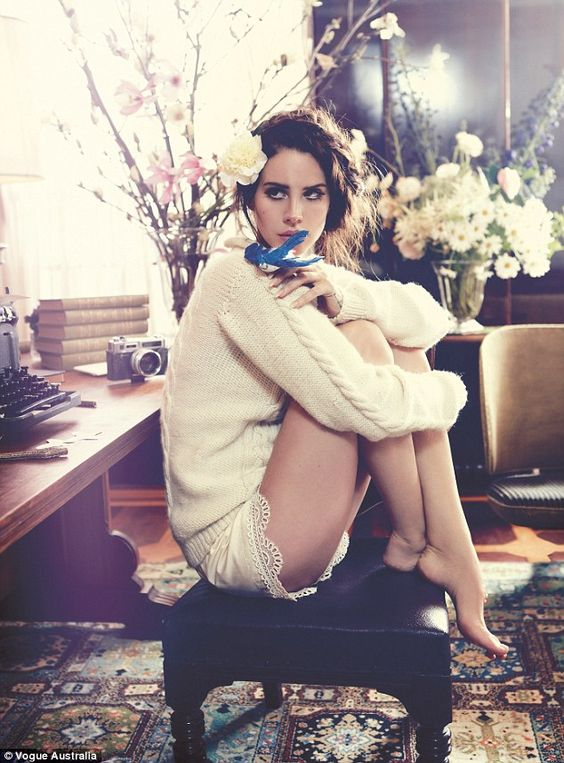 """""""When your an introvert like me and you've been lonely for a while, and then you find someone who understands you, you become really attached to them. It's a real release."""" ― Lana Del Rey"""