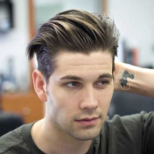 55 Coolest Short Sides Long Top Hairstyles For Men With Images