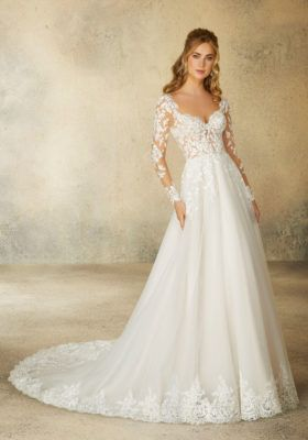Reagan Wedding Dress Morilee In 2020 Mori Lee Wedding Dress