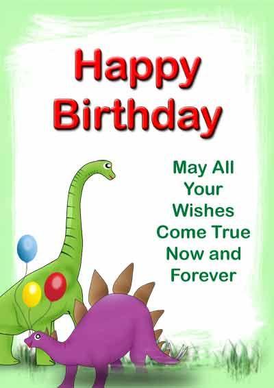 Free Birthday Cards | My Free Printable Birthday Cards for Kids ...
