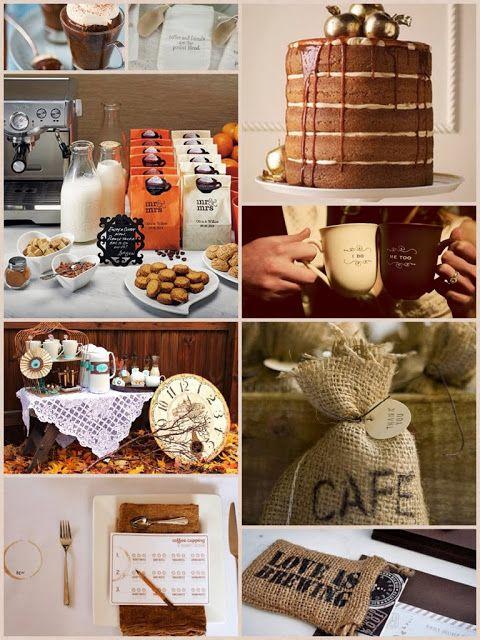 Board#20 - Coffee theme