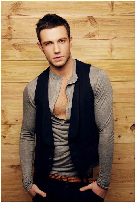 henley + vest