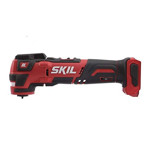 Skil Pwrcore 12 Brushless 12v Oscillating Multitool Bare Tool Os592701 Multitool Cordless Drill Tools