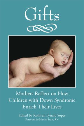 Inspiring stories for anyone who loves someone with Down syndrome! One of my friends is the author of one of the chapters.