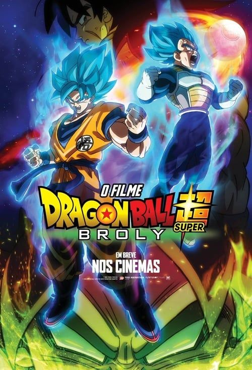 Hd 1080p Dragon Ball Super Broly Film Completo Streaming