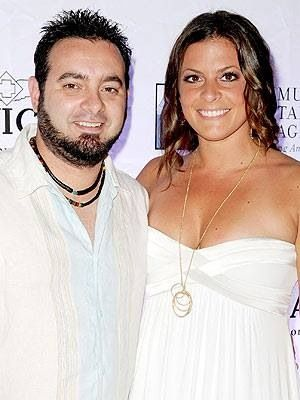 NSYNC | Congrats to Christopher + Karly Kirkpatrick! They were married on November 2nd, 2013.