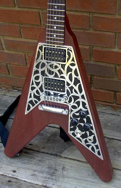 pyrography guitar - Google 検索