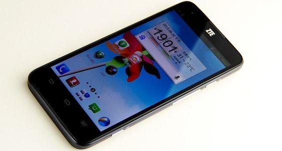 ZTE U988S - Tegra 4 angetriebenes Smartphone für nur 115 Euro