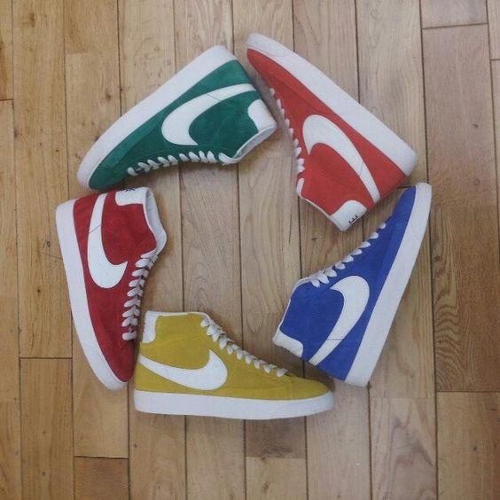 #Nike #Blazer