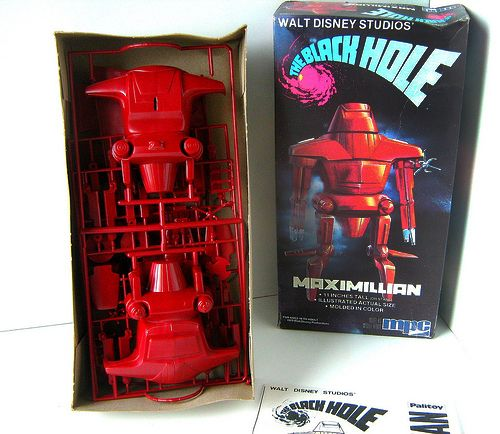 Maximillian Model Kit