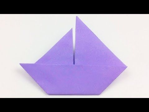 Origami Blã Te Falten
