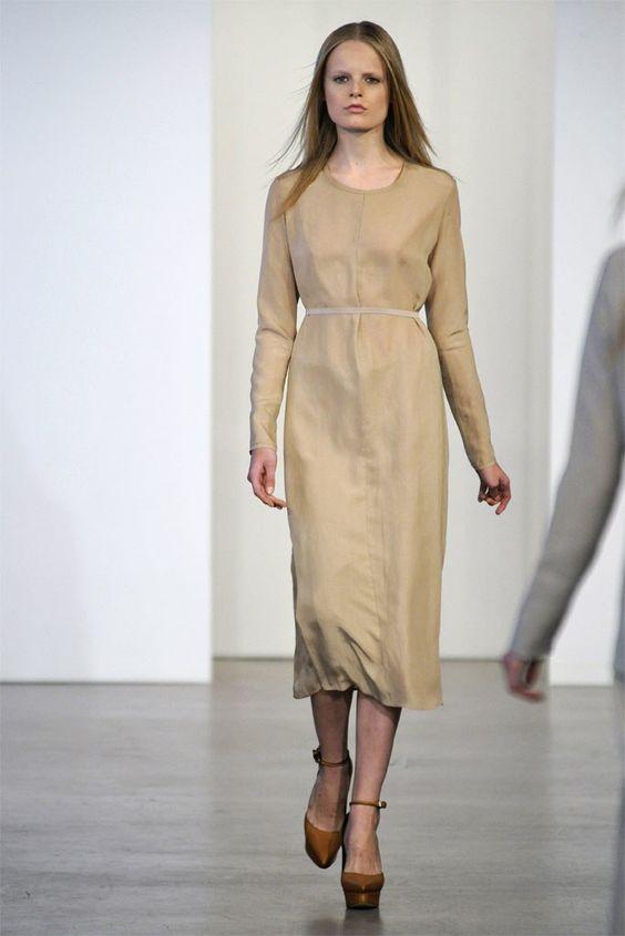 Calvin Klein Collection Resort 2011 Fashion Show - Hanne Gaby Odiele