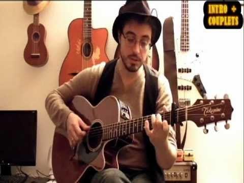 Cours de guitare - Someone like you (Adele) - YouTube