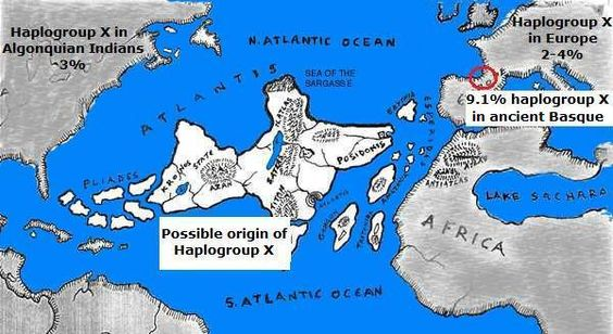 Edgar Cayce on the Descendants of Atlantis – RH Negative Factor | 2012 The Awakening