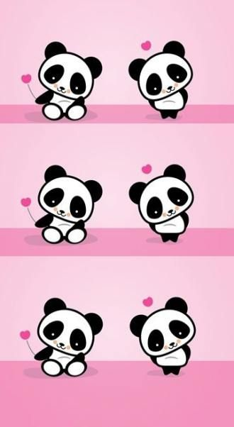 Cute Panda Backgrounds Tumblr Cute Desktop Wallpaper Panda Wallpapers Panda Background