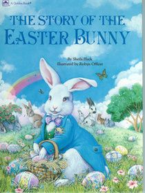 The story of the easter bunny by sheila black call for Call the easter bunny phone number