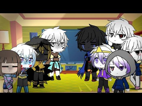Star Sanses And Bad Guys React To Stuff Requested Part 2 Read Pin Comment Youtube Bad Guy Undertale Anime