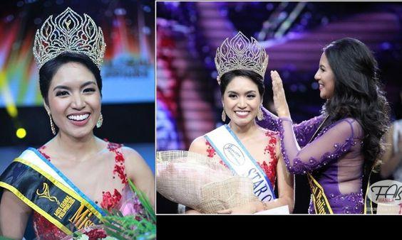 """Joven Mormona gana Concurso de Belleza. Recibe Corona """"Miss Filipinas"""" - Enlace Mormón"""