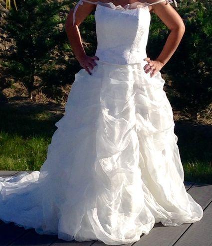 robe de mariée  - Aude