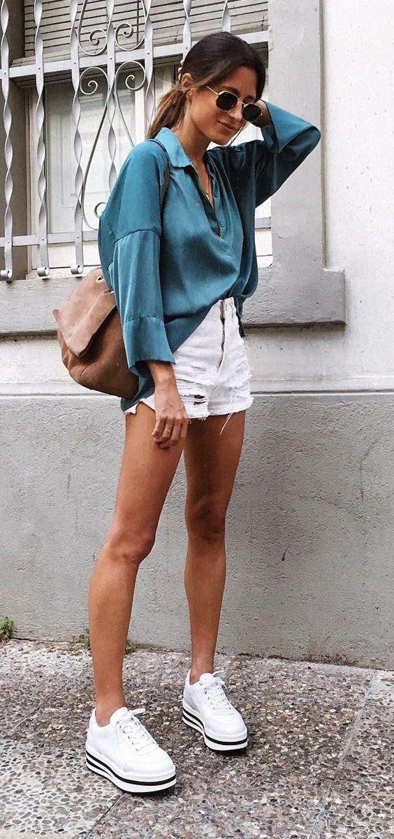tênis plataforma com vestido barato online -