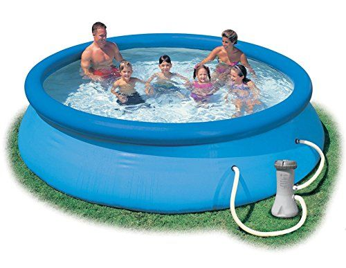 Swimming Pools Intex 12ft X 30in Easy Set Pool Set With Filter