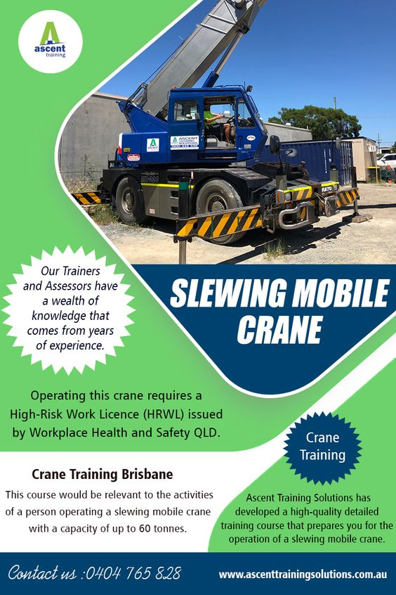 Slewing Mobile Crane