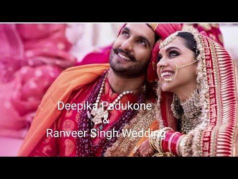 Glimses Of Deepika Padukone Ranveer Singh Wedding Youtube Deepika Padukone Ranveer Singh Wedding