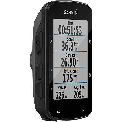 Garmin Edge 520 Plus 2 3 Wireless Bicycle Computer Black Bike