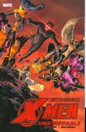 X-Men are off to protect the Earth from its destruction at the hands of the Breakworld. Unstoppable, Epic and indeed Astonishing!