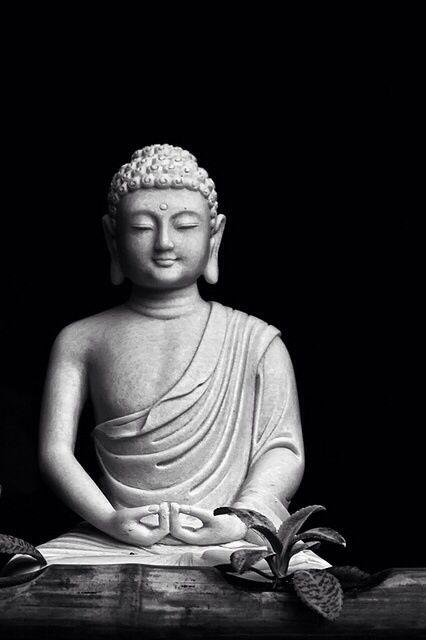 Buddha via buddhabe.tumblr.com
