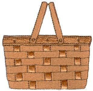 Clip Art Picnic Basket Clipart picnic basket clipart free clip art images images