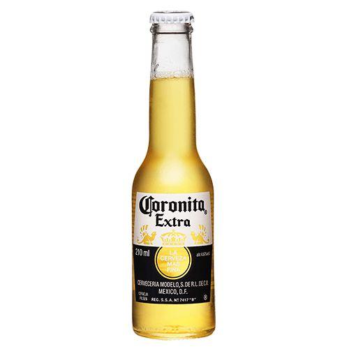 Bia Coronita Extra 4.6% - Chai 210ml - Bia Mexico Nhập Khẩu TPHCM