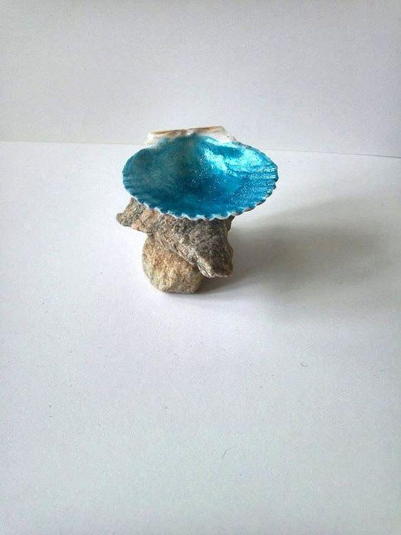 Miniature Fairy Realm Bird Bath by WyldBohotique on Etsy, $5.50