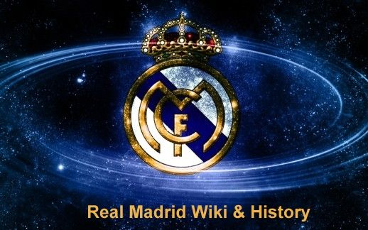 Real Madrid Wiki Pinterest History