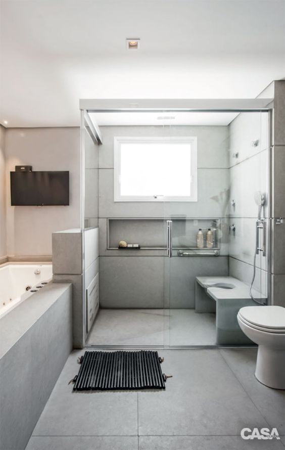 Blog De Decoracao Banheiro Para Deficientes Fisicos Banheiro