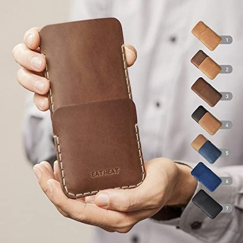 Enjoy Exclusive For Bovine Leather Case Works Hp Elite X3 Personalized Cover Wallet Pocket Cards Cash Sleeve Pouch Shell Monogram Name We Cases Size In 2020 Pocket Cards Leather Case Monogram