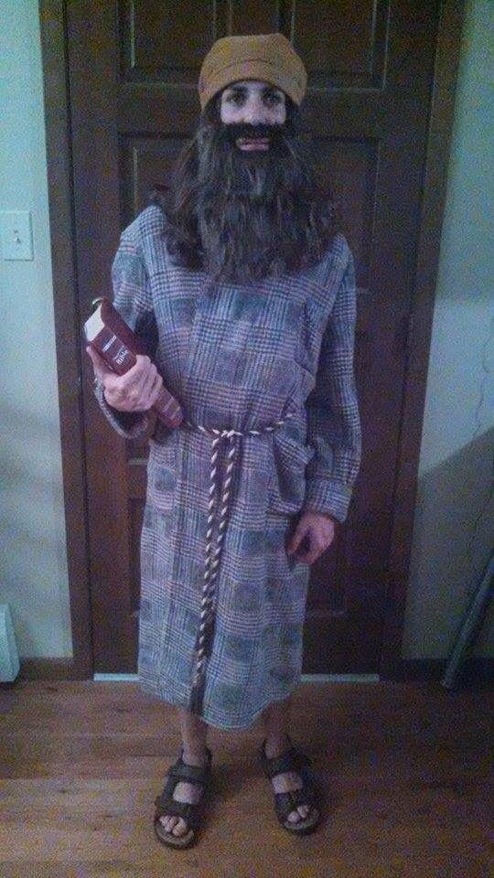 Noah's ark costume #halloween