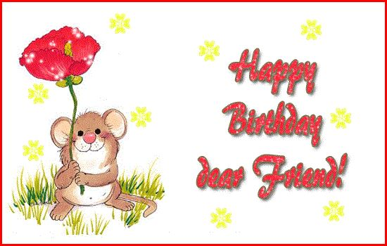 Happy Birthday Images for Friend – B'day images