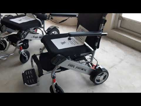 Air Hawk Eagle And Electra7 Wide Folding Wheelchair Comparisons