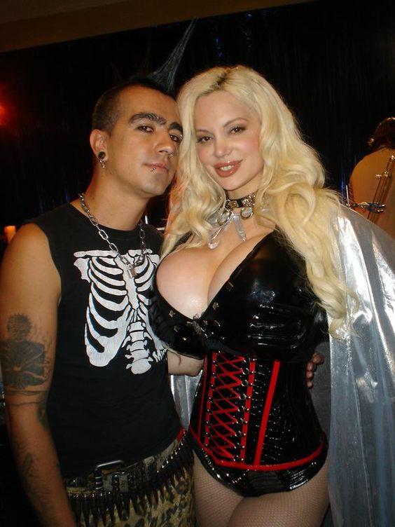 Sabrina sabrok hot rockstar biggest boobs in the world live shows - 5 5