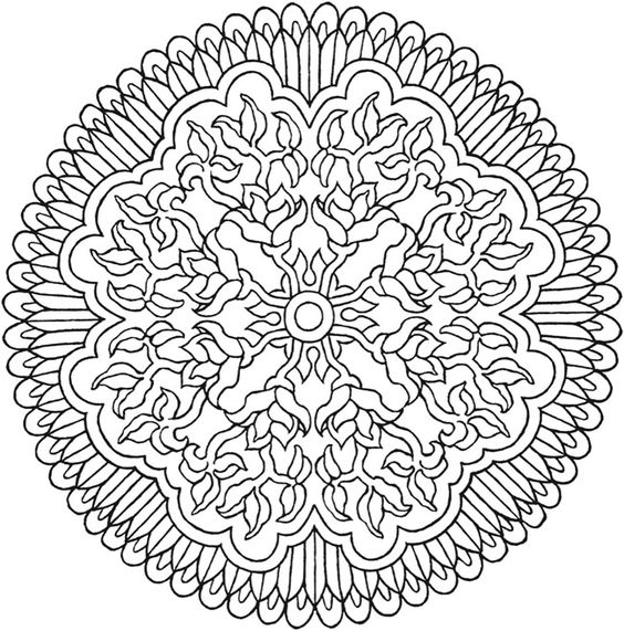 More MYSTICAL MANDALAS Coloring Book By The Illustrator