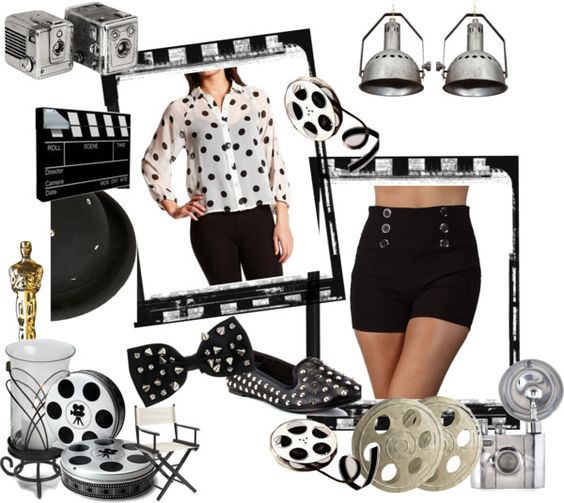 """""""Studs make everything better!"""" by jovanina ❤ liked on Polyvore"""