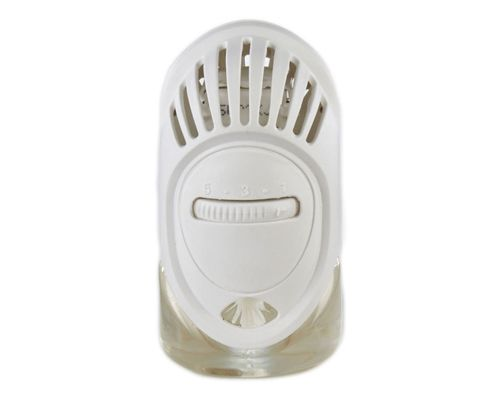 Electric Fragrance Diffuser £7 Fill your home with a lovely lavender scent with this diffuser. Simply plug in. Lasts for up to 50 days. Fragrance bottle holds 34ml.