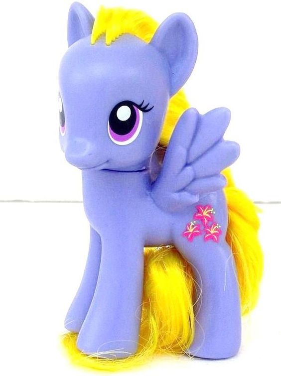 Mlp Single Bag Release Of Lily Blossom Is A 3 Inch G4 Pony