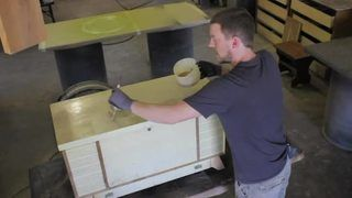 How to Refinish Pressed Wood Furniture (6 Steps) | eHow